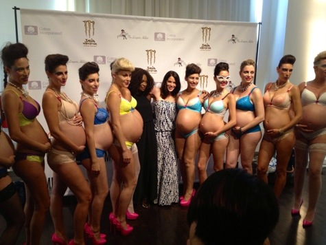 You! Lingerie at Lingerie Fashion Week