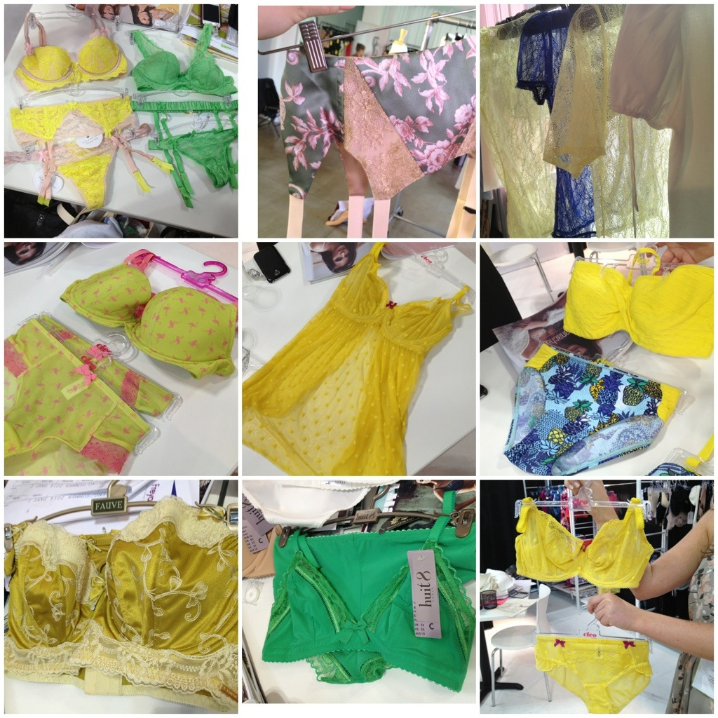 Spring/Summer 2014: Green and Yellow