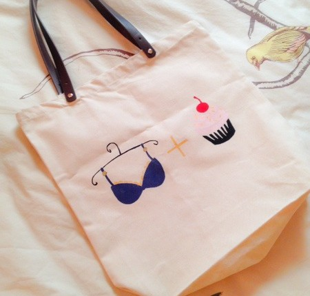 Sweet Nothings Tote Bag
