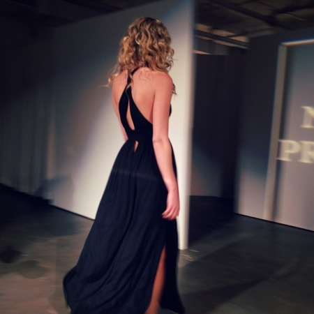 Naked Princess at Lingerie Fashion Week Fall/Winter 2014
