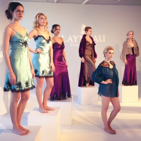 Layneau Collection at Lingerie Fashion Week Fall/Winter 2014