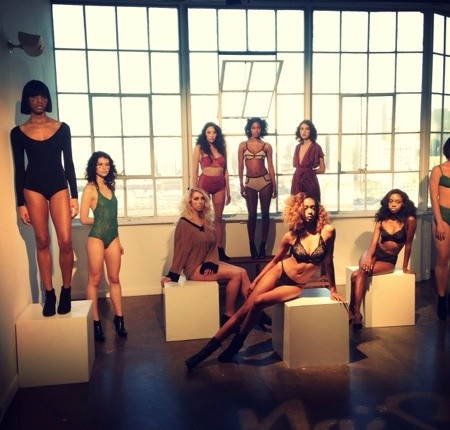 NaiS Lingerie at Lingerie Fashion Week