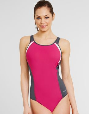 """Active Swim"" Underwired Swimsuit by Freya (30-38 D-H UK)"