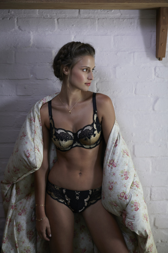 """Clara"" by Panache, available in sizes 30-38 D-J (UK)"