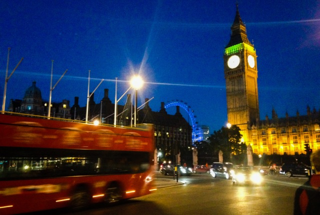 Sweet Nothings Goes to London