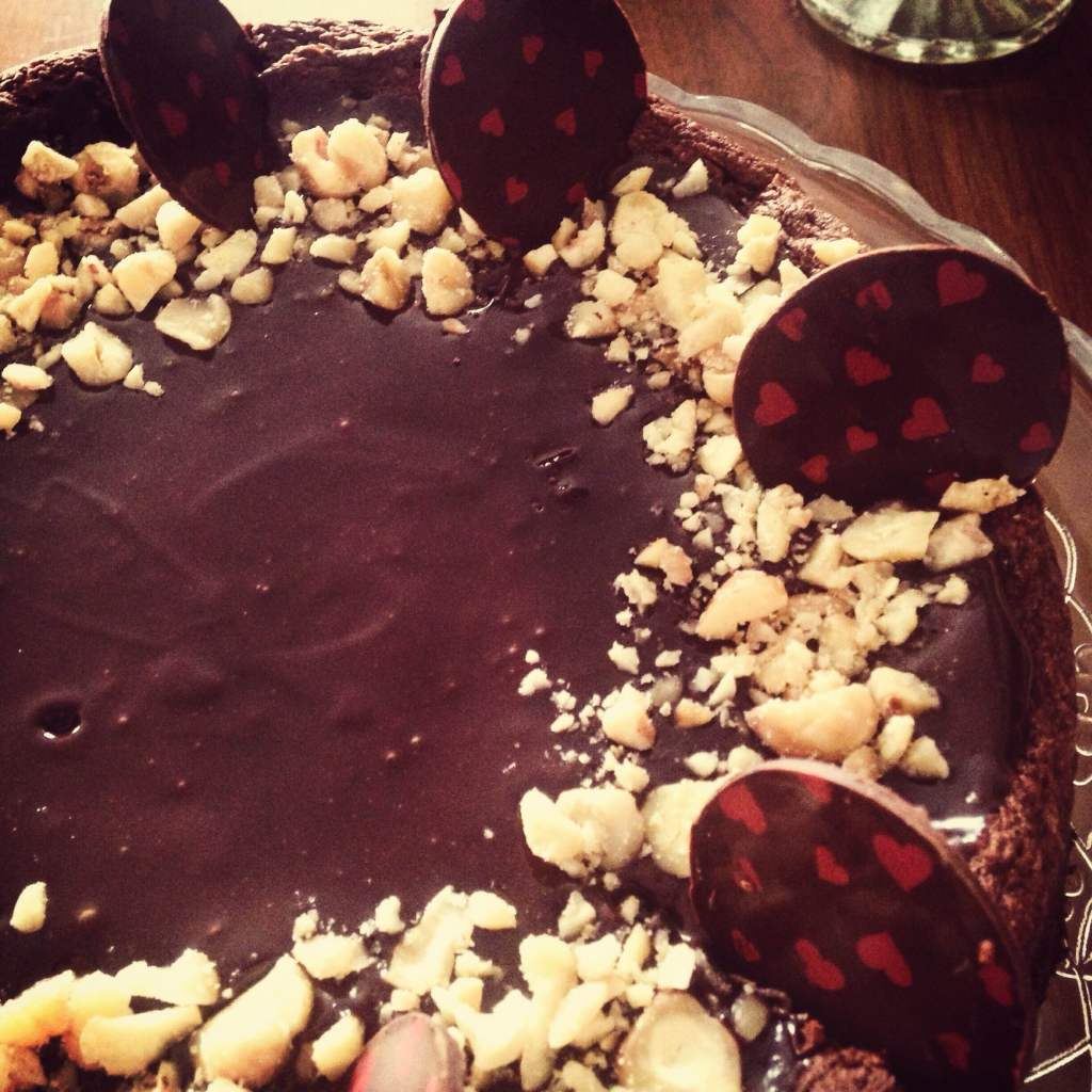 Sweet Nothings Chocolate Hazelnut Nutella Torte