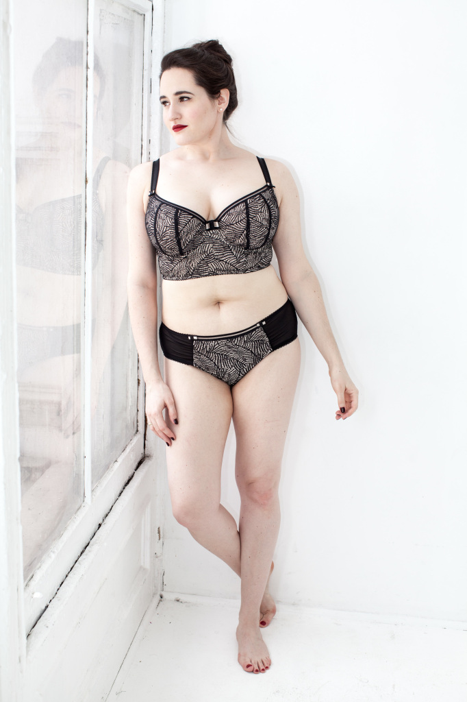Sweet Nothings reviews Anna Pardal Hibiscus Longline. Photo by Lydia Hudgens.