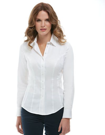 Pepperberry Classic White Shirt