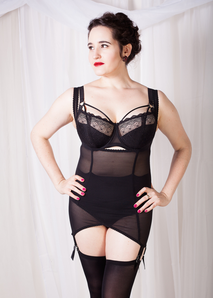 Sweet Nothings reviews Kiss Me Deadly Vargas Dress