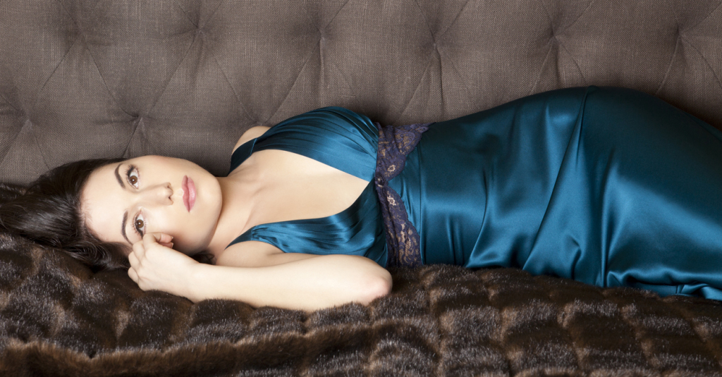 Christine Lingerie Glamour Gown
