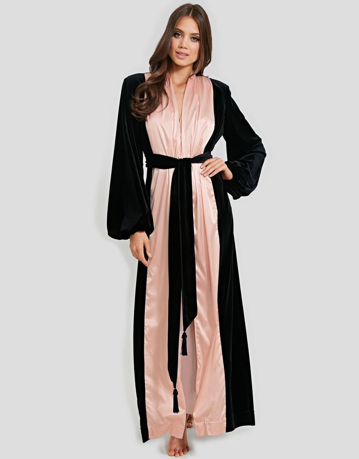 Dita Von Teese Hollywood Calling Dressing Gown, S-L