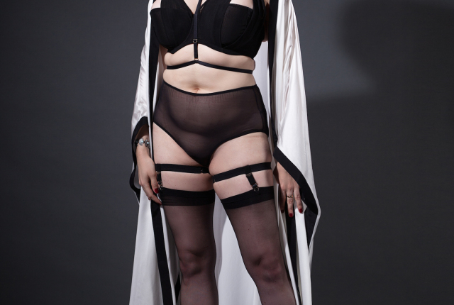 Sweet Nothings reviews Playful Promises Juliet collection. Photo: Studio Rezin