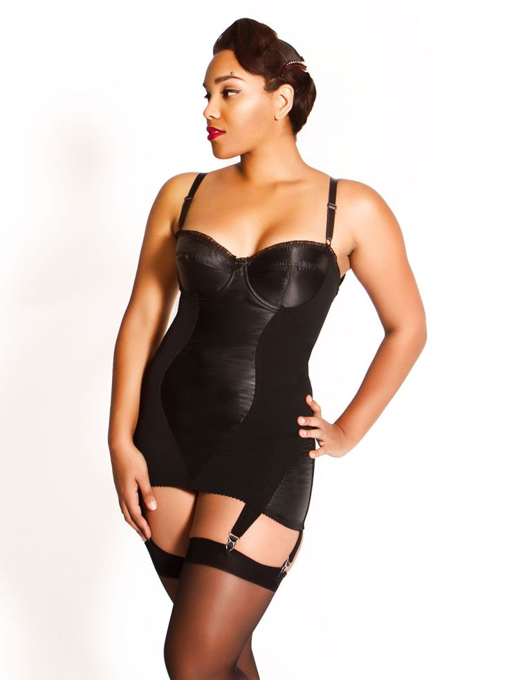 What Katie Did Retro Corselette, 32-36 B-F, 38 B-DD