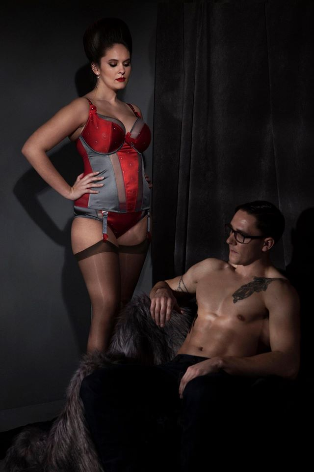 Photo from the DMU catalogue featuring the Engima basque by Kim Hamilton