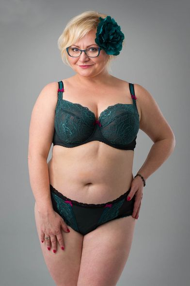 BM Szmaragd by Ewa Michalak (reviewed here), band sizes 28-40, cup sizes D-K