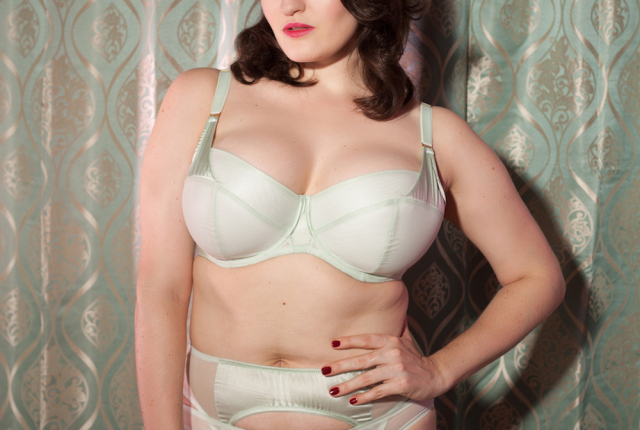 Sweet Nothings reviews All Undone Ariel collection. Photo (c) Studio Rezin