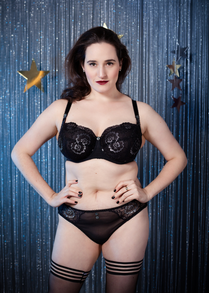 Sweet Nothings reviews Ewa Michalak BM Klejnot Bra and Briefs. Photo (c) Michi Rezin