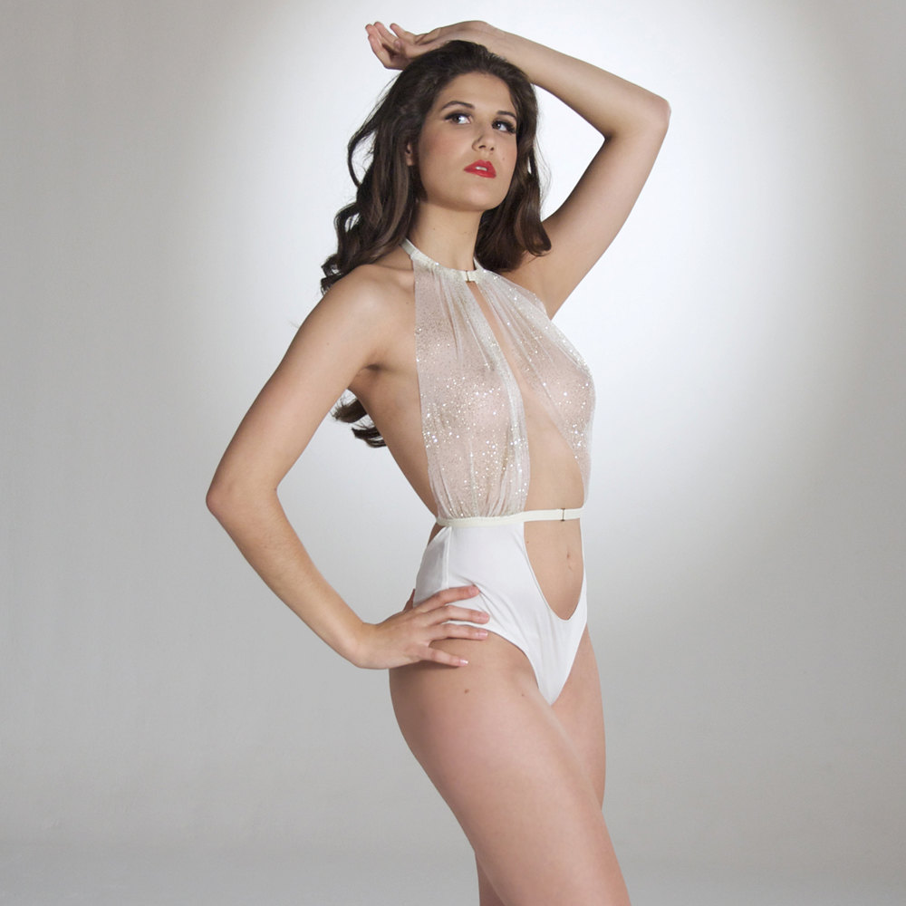 Nearer the Moon Lana Bodysuit