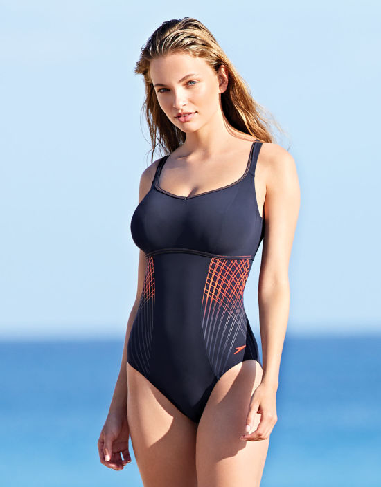 Speedo Premiere Ultimate Sports Swimsuit, 30-40 E-K