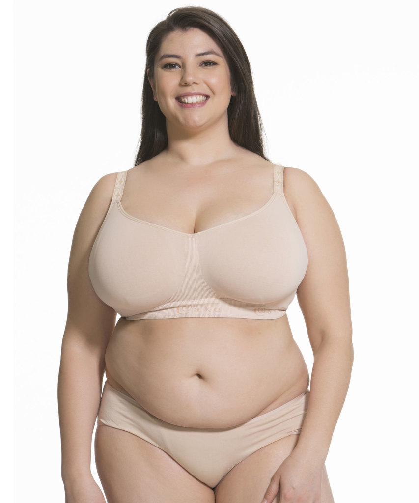 Sugar Candy Non-Wired Bra, XS-XXL