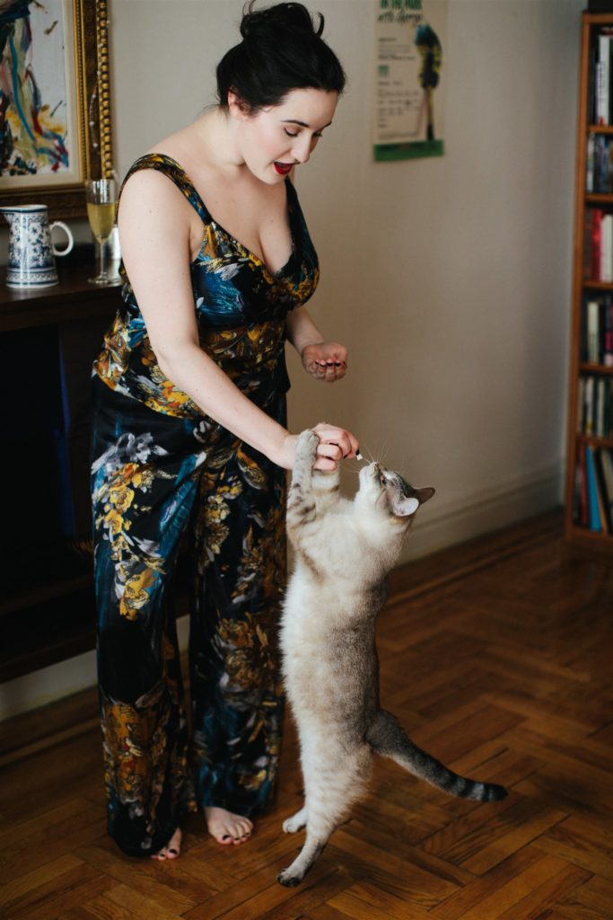 Sweet Nothings reviews Harlow and Fox Nova Pajamas. Photo (c) Sylvie Rosokoff