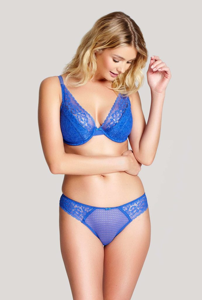 Cleo by Panache Everly Bra, 28-38 band sizes and D-H cup sizes