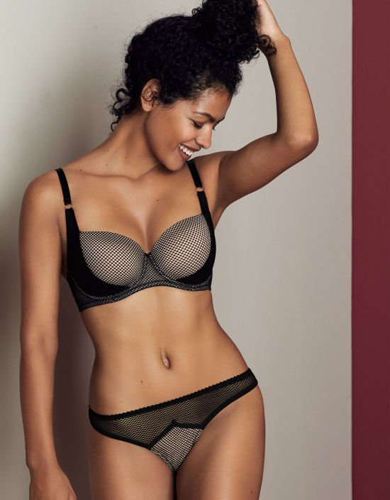 Rougette Isla Bra, 30-40 band sizes and D-G cups