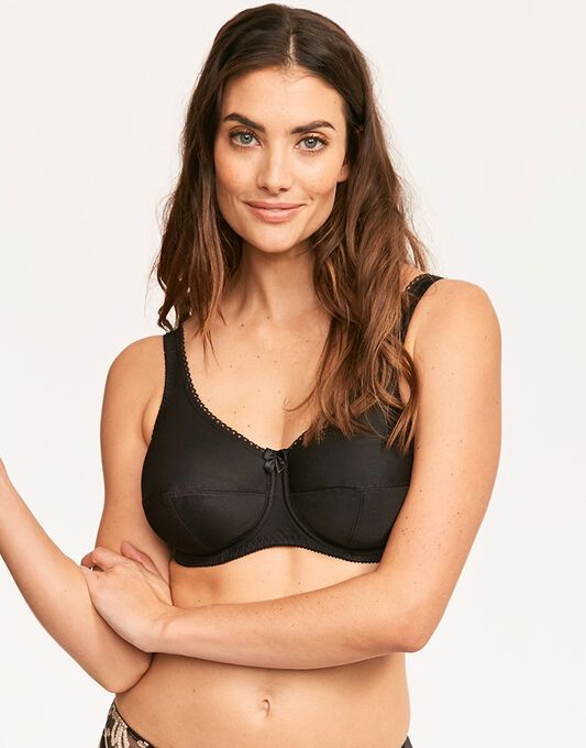 Fantasie Specialty Cotton-Lined Underwire Bra, $40