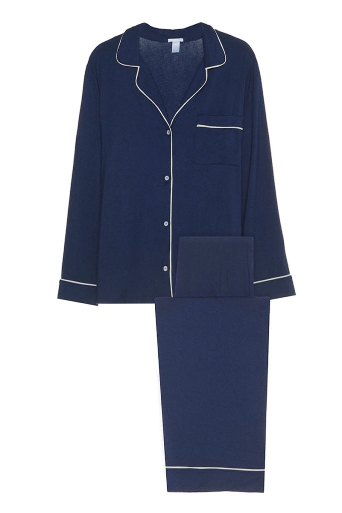 Eberjey Giselle Pajamas in Navy, XS-XL