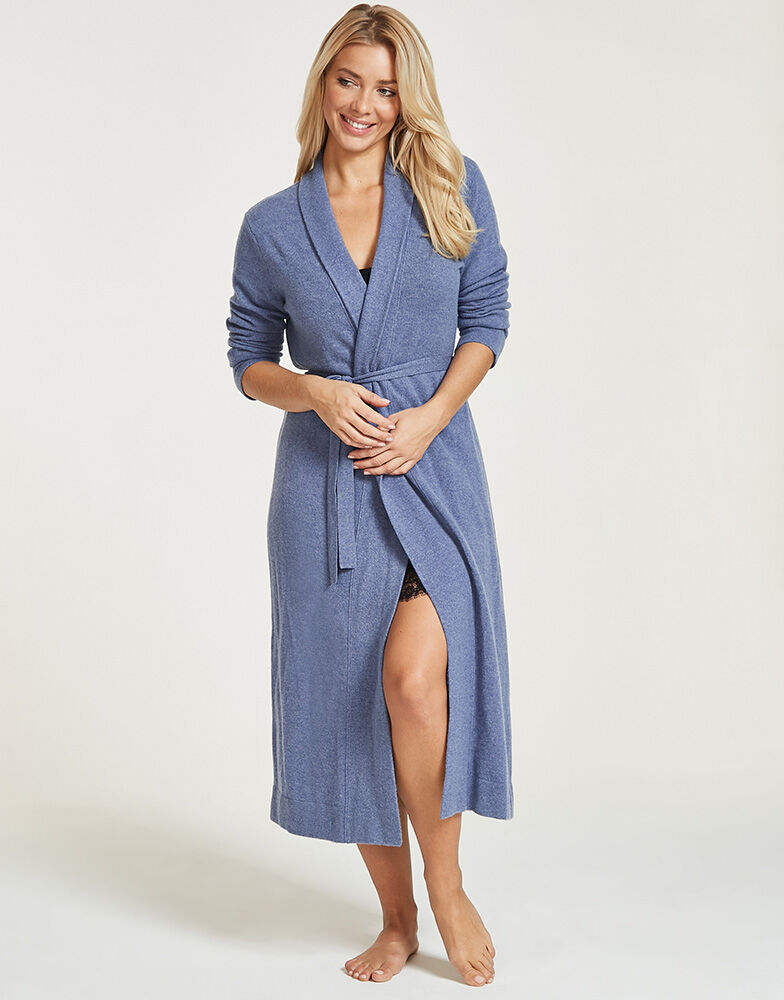 Figleaves 'Bliss Cashmere' Robe, S-M-L